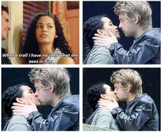 TTP - Jastrid [gifset] - John and Astrid, The Tomorrow People