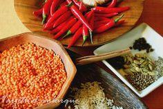 Dal Bhat, lentejas con arroz