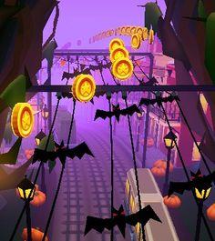 Bats Subway Surfer New Orleans Subway Surfers, Bats, New Orleans, Surfing, Fair Grounds, Fun, Color, Colour, Surf