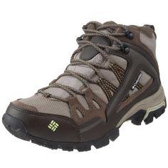 Columbia Women's Shastalavista Mid Omni-Tech Multi-Sport Shoe,Tusk/Limonata,9 M US Columbia. $69.99