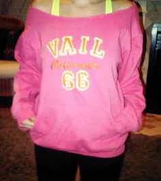 #DIY Sweatshirt - I had some sweatshirts that didn't fit so i fixed them! Read my blog on how to do this! :)