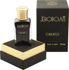 """ORIENTO is the oriental floral musk, it is the """"rose oud"""" version of Jeroboam. Really popular in the Middle East, Jeroboam revisited this classic cocktail. Please visit our website: http://amerikasinc.com/"""