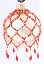 Afbeeldingsresultaat voor christmas decorstions with beads