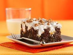 Better-Than-Almost-Anything Cake. I've made this many times, and it's always soooo good!!!