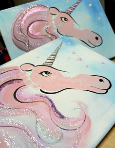La Bona Dea - The Good Goddess: Sparkly Foot Unicorns (or Getting Weird for a Good Cause)