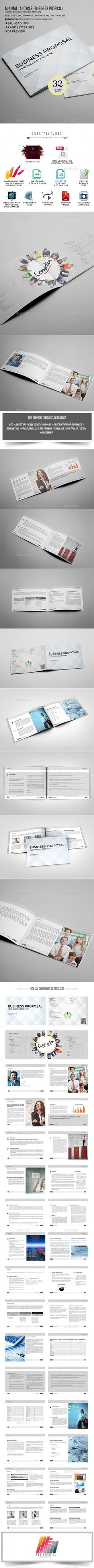 Lagoon Business Proposal Template  Template We And The OJays