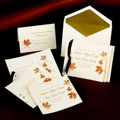 Fashionable Fall - Invitation | Invitations By Dawn