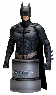 ko dark knight rises: batman bust [statue] by dc direct The Dark Knight Rises, Gotham City, Kos, Transformers, The Darkest, Batman, Statue, Superhero, Superheroes