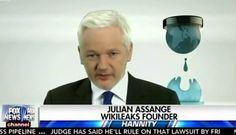 """ASSANGE INTERNET CUT ON SATURDAY – Then Wikileaks Releases Mysterious """"Deadman's Keys""""  Jim Hoft Oct 17th, 2016"""
