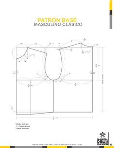 Manual de patronaje CMT - SENA Girl Dress Patterns, Clothing Patterns, Sewing Patterns, Pants Pattern, Top Pattern, Pattern Cutting, Pattern Making, Pattern Drafting Tutorials, Crochet Baby Jacket