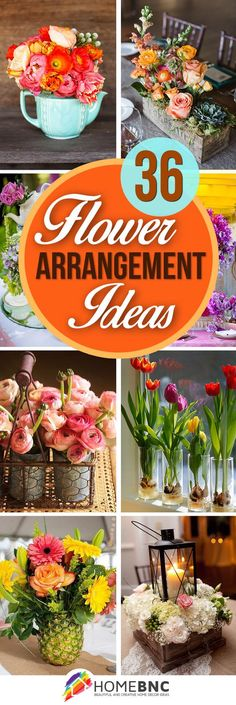 Flower Arrangement Inspiration