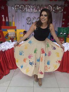 Rainbow Ruffle Leg Warmers- Baby Legs- Ruffle Leg warmers- Rainbow Leg Warmers-Circus Clown- Polka d Teacher Dresses, Teacher Outfits, Graduation Dresses, Toddler Preschool, Preschool Crafts, Art For Kids, Crafts For Kids, Teacher Wear, Kindergarten Graduation