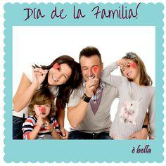 Disfruten con sus seres queridos el Día de la Familia! !! Les desea ebella.com.uy #accesoriosfemeninos