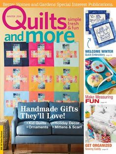 Cuddle Soft Quilt Kits, | Cuddle Minky Blanket Kits as featured in Quilts and More #Cuddle