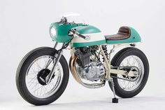 Honda Xl500S Cafe Racer by Motorrock #motorcycles #caferacer #motos | caferacerpasion.com