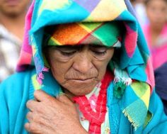 Mujer Lenca . Foto de Honduras is Great.