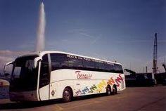 Alquiler de autocares con conductor - Foto de Autobus en viaje por Zurich (Suiza)