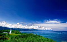 1920x1200 px widescreen hd coastline  by Anson Round for : pocketfullofgrace.com