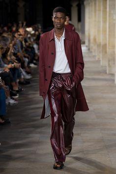 Hermès | Menswear - Spring 2018 | Look 8