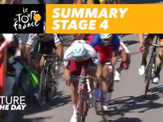 Stage 4 - Mondorf-les-Bains > Vittel - Tour de France 2017