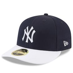 New York Yankees New Era 2018 On-Field Prolight Batting Practice Low  Profile 59FIFTY Fitted Hat Navy White  NewYorkYankees ab559a33efe