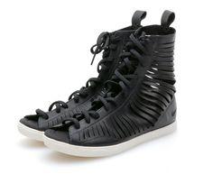 Nike Sportswear, Raquette Slice High Top Sneakers
