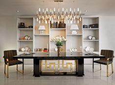 design d'intérieur : collection de Versace