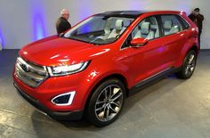 2015 Ford Edge - Price and Release date