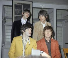 13th August 1966. The Beatles Washington DC press conference.