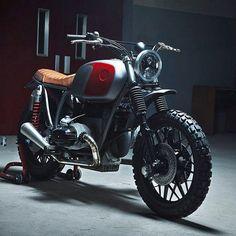 BMW R100 airhead custom