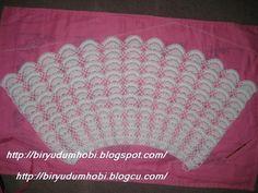 Pelerine crosetate - Tricotaje pentru bebelusi si copii