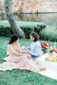 Chic lakeside proposal at the Athenian Riviera can be wildly romantic! Greece can surely provide a romantic locations such as this one for your proposal! Girls Dresses, Flower Girl Dresses, Proposal, Romantic, Chic, Wedding Dresses, Flowers, Ideas, Fashion