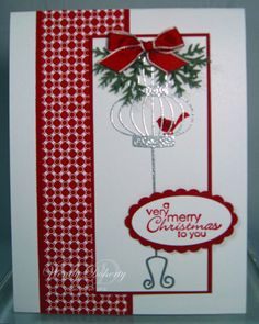 Aviary Christmas by Wdoherty - Cards and Paper Crafts at Splitcoaststampers