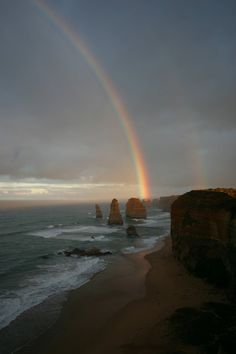 Twelve Apostles, Australia by Thrill-Seeker.deviantart.com on @deviantART