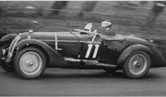 24H LE MANS 1935 -  ALFA ROMEO 8c 2300  #11 -  Luigi Chinetti  - Jacques Gastaud