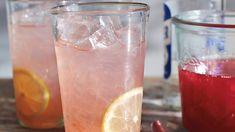 Rhubarb Fizz Recipe | Martha Stewart