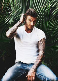 ▲ David Beckham