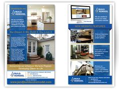 Marketing Collateral | J&J Build and Remodel | Email Blasts