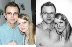 Desen după Imagine 15 - Desen în Creion de Corina Olosutean // Drawing from Picture 15 - Pencil Drawing by Corina Olosutean