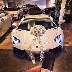*.* ahh new car as a gift!♥
