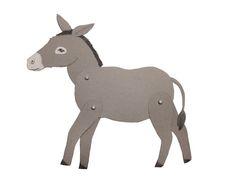 Weiteres - Bastelbogen Esel - ein Designerstück von enna bei DaWanda