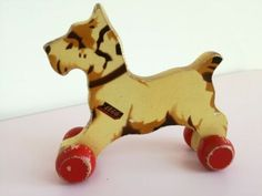 Wooden lego dog in really nice rare state vintage pulltoy christmas gift Lego Dog, Horse Race Game, Family Board Games, Science Kits, Lego News, Secret Santa Gifts, School Gifts, Wooden Toys, Really Cool Stuff