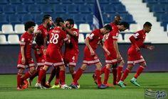 """فريق """"حتا"""" يواجه نادي """"العربي القطري"""": خاض الفريق الأول لنادي حتا، عند الساعة السادسة من مساء الخميس، مباراة ودية مع فريق العربي القطري،…"""