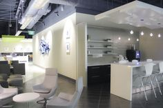 DIRTT Corporate acoustical panels