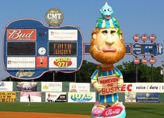 What the Nashville Sounds are known for | Flickr - Photo Sharing!