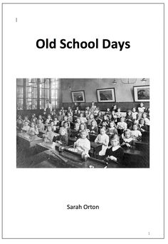 """A comical play about school in the """"Olden Days"""". Three scenes are staged from the formal setting of the classroom, to the old school music room and the playground. Each child has a role with the inclusion of funny characters such as the school principal Mr Longbottom. Very easy to stage, with music and sound effects to accompany and bring to life the performance, stage plans and a video of a short formal dance that is very easy to teach. Seven minutes in duration. School Days, Back To School, Old School Music, Formal Dance, Funny Character, Theme Days, School Themes, Sound Effects, Playground"""