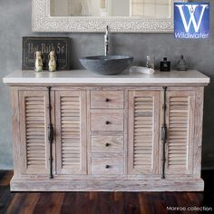 Looking for Bathroom Vanities with Louvered Doors? You've come to the right place.