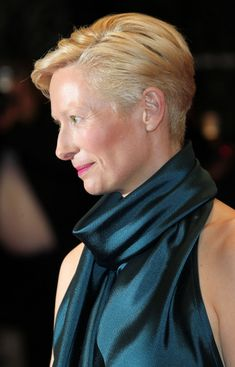 Tilda Swinton at the Cannes Film Festival