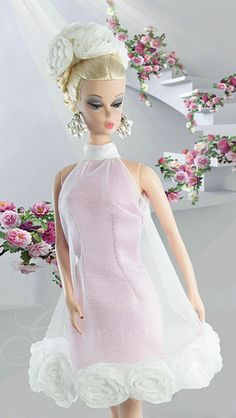 Barbie silkstone clothes ooak fashions for silkstone vintage barbie fashion royalty with – Artofit Barbie I, Vintage Barbie Dolls, Barbie World, Barbie Dress, Barbie And Ken, Barbie Clothes, Barbie Outfits, Look Disco, Barbie Patterns