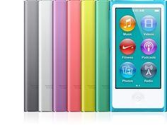 iPod nano - Buy iPod nano with Free Shipping - Apple Store (U.S.)
